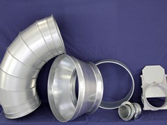 Quick Release Ducting and Ducting Accessories